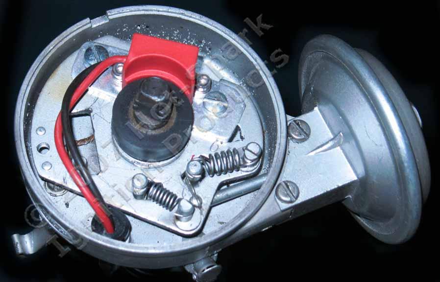 Hot-Spark electronic ignition conversion kit for 6-cylinder Ford, Fomoco, Autolite, Motorcraft distributors