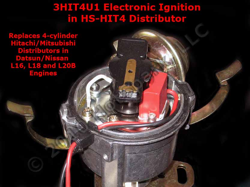 new hs hit4 replacement electronic distributor for advance ballast kit wiring diagram #10