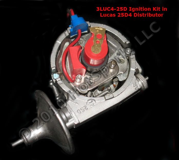 electronic ignition conversion kits for lucas 4
