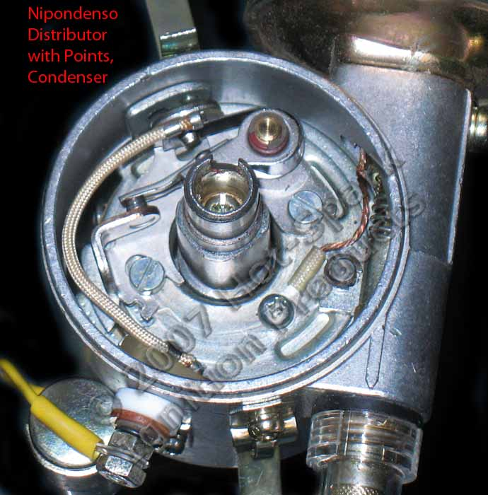 Hot Spark Electronic Ignition Conversion Kits For 4 Cylinder And 6