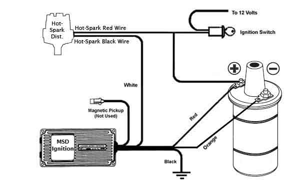 msd_hot spark instructions installing the hot spark ignition in bosch distributors msd multiple spark discharge wiring diagram at readyjetset.co